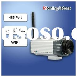 CCD box ip security surveillance solutions network video server