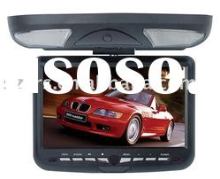 CRS-908 8.5inch Car flip down dvd player roof mounting DVD Car DVD Car Audio