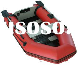 Cheapest Water sports outboard motor slatted floor fishing inflatable boat