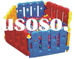 Children's plastic toy- Colorful ball pool