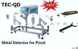 Conveyor Belt Type Metal Detector , Metal Detectors For Food , Food Industrial Metal Detector TEC-QD