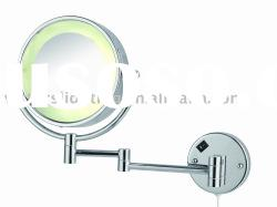 Cosmetic mirror with light, wall shelves mirror with light (mirror with led light)