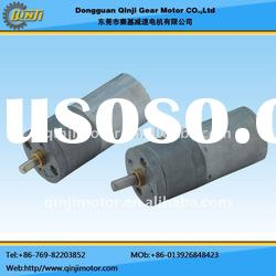 DC Gear Motor used for Robot,12V small micro DC electric motor with reduction gearbox