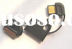 Dock connector to USB cable for iphone,ipad,ipod