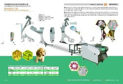 Dog food plant/processing line/machine