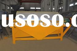 Dry and Wet magnetic separator for iron ore beneficiation