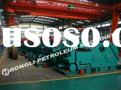 EMSCO 7K 800HP triplex single action piston mud pump