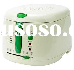 Electrical deep fryer for kitchen use (XJ-3K043)