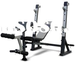 FITNESS EQUIPMENT COMMERCIAL PRESS BENCH