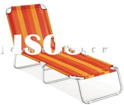 Folding Sunlounger/Beach chairs/outdoor furniture