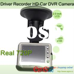G008 720P Driver Recorder HD Car DVR Camera