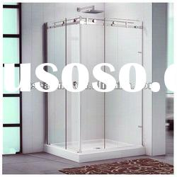 Glass sliding shower door roller fitting accessories which made of SS304/SS316