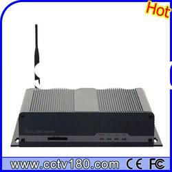 H.264 IP network video server(max 4ch CIF,4ch D1), Wireless / 3G optional