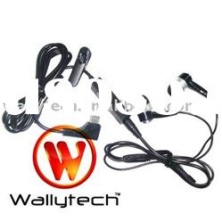 Hands free earphone with adapter for samsung s8300 Tocco Ultra WHF-074 mobile phone accessories