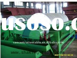 High gradient Dry Roller Type Magnetic Separator for Iron Ore