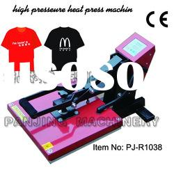 High pressure heat press machine for sale