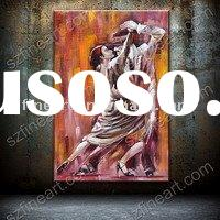 High quality oil painting of Tango dance PE-42