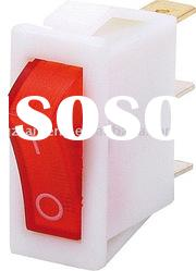 Hot Selling Electric Lighted Rocker Switch