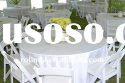 Hotel Banquet used White Wooden Folding Chair