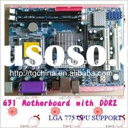 Intel G31 motherboard Supports Intel Core 2 Quad,Core 2 Extreme,Core 2 Duo,Pentium D CPU
