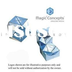 Magic Puzzle Cube - Diamond Cube
