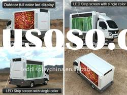Mobile LED Truck, LED Van, advertising truck