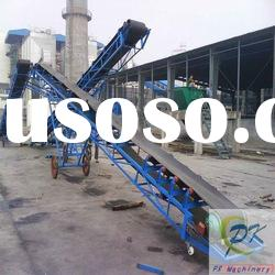 Mobile Modular Belt Conveyor For Pelletizing Plant