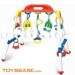 Musical baby play gym baby sport toy set