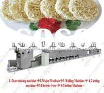 New full-automatic fried instant noodles production line