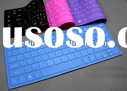 New universal vogue silicone Acer laptop keyboard cover skin protector