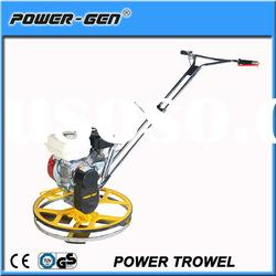 POWER-GEN 580-1180mm Walk-behind Concrete Float Trowel