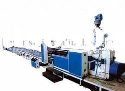 PP/PE/ABS/PMMA/PC/PS/HIPS Plastic Plate/Sheet/Board Extrusion Line, sheet/panel making machine