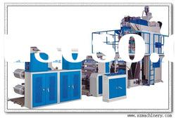 PP Tubular Film Bag Making Machine