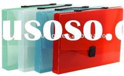 PP file box Plastic file case Plastic data case Plastic box with handle