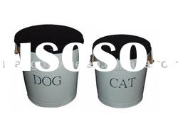 Pet Food Storage Bucket/Pet Food Container