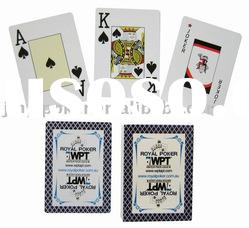 Poker,Plastic playing cards,poker cards