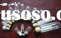 Range hoods parts ,cooker hood lamp,E14/ E27 Tube shape lighting bulb