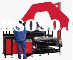 SKCBS630 band saw cutting machine