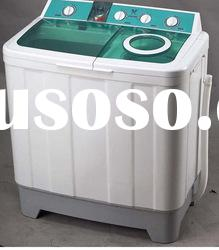 Semi automatic washing machine/twin tub washing machine/washer/laundry machine/spin dryer