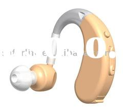 Semi digital hearing aids, behind the ear hearing aid