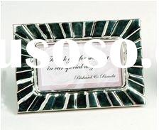 Shiny Metal Place card holder/Photo Frame(wedding gift)