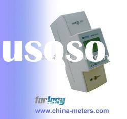 Single Phase Two Wires Energy Meter With Modbus Protocol