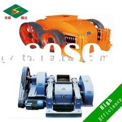 Small vibration, less dust, simple to design movable station! Toothed roller crusher