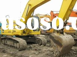 Used Komastu excavator PC200-7 Made in Japan For sale