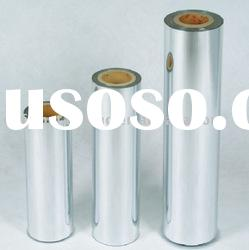 Vacuum metalized aluminum PET film