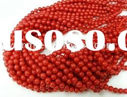 Wholesale Red Color Coral Beads for jewelry !! Paypal!!