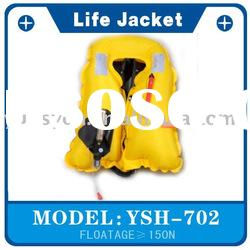 Work Inflatable Life Saving Vest