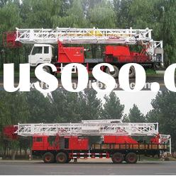 XJ90(600KN/4000m) drilling rig machine for oil and gas field