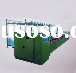 Zero Twist Flyer Frame/Roving machine for Wool