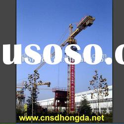 (0.5T-25T Mobile, Outside-climbing, Inside-climbing and Luffing, Flat-top )Tower Crane